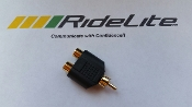 Heat Shield RCA Splitter